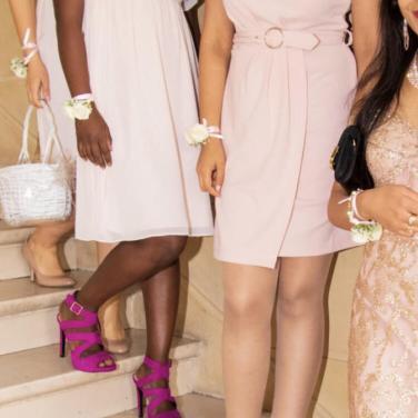Bracelet fleuri pour les demoiselles d'honneur aromatique fleuriste mariage