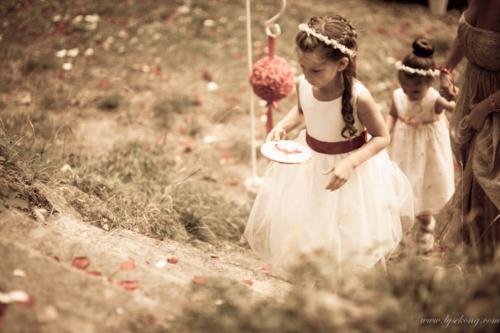 Couronne très fine de gypsophile pour enfants aromatique fleuriste mariage